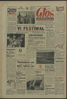 Głos Koszaliński. 1957, sierpień, nr 191