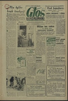 Głos Koszaliński. 1957, sierpień, nr 196