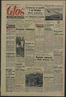 Głos Koszaliński. 1957, październik, nr 256