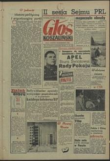 Głos Koszaliński. 1957, październik, nr 260