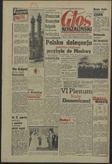 Głos Koszaliński. 1957, listopad, nr 265