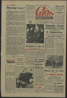 Głos Koszaliński. 1957, listopad, nr 276