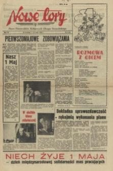 Nowe Tory : pismo pracowników DOKP w Szczecinie. R.3, 1956 nr 9