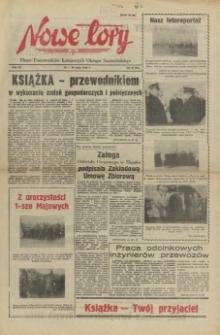 Nowe Tory : pismo pracowników DOKP w Szczecinie. R.3, 1956 nr 10