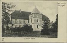 Aus Plathes Umgegend, Schloss zu Lietzow