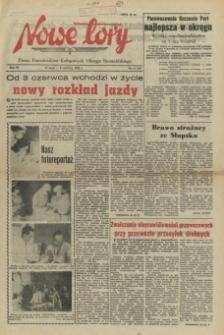 Nowe Tory : pismo pracowników DOKP w Szczecinie. R.3, 1956 nr 11