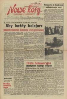Nowe Tory : pismo pracowników DOKP w Szczecinie. R.3, 1956 nr 14-15