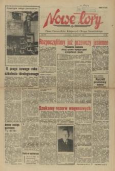 Nowe Tory : pismo pracowników DOKP w Szczecinie. R.3, 1956 nr 20