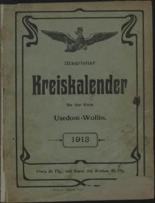 Illustrierter Kreiskalender für den Kreis Usedom-Wollin. 1913