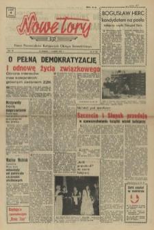 Nowe Tory : pismo pracowników DOKP w Szczecinie. R.3, 1956 nr 24