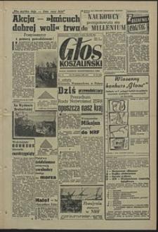 Głos Koszaliński. 1958, kwiecień, nr 98