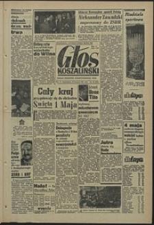 Głos Koszaliński. 1958, kwiecień, nr 99
