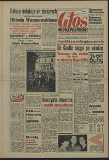Głos Koszaliński. 1958, maj, nr 125
