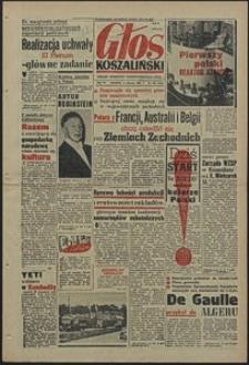 Głos Koszaliński. 1958, czerwiec, nr 132