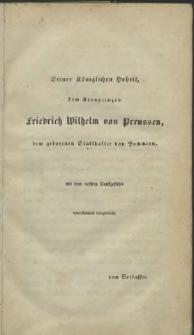 Geschichte von Rügen und Pommern. T. 1, Von den ältesten Zeiten bis aufden Untergang des Heidenthums