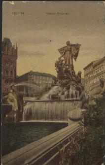 Stettin, Manzel-Brunnen