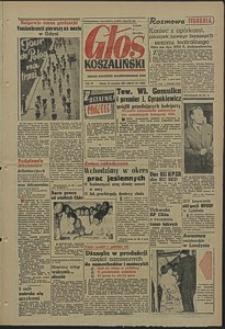 Głos Koszaliński. 1958, wrzesień, nr 217