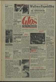 Głos Koszaliński. 1958, wrzesień, nr 232