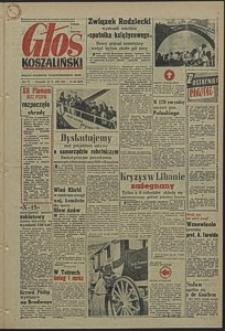 Głos Koszaliński. 1958, październik, nr 246