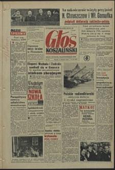 Głos Koszaliński. 1958, listopad, nr 268