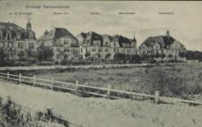 Seebad Swinemünde, An de Waterkant, Beatus ille, Favorit, Strandpalast, Meereswarte