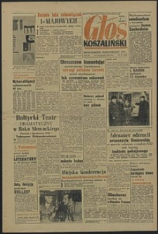 Głos Koszaliński. 1959, kwiecień, nr 86