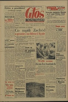 Głos Koszaliński. 1959, maj, nr 107