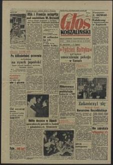 Głos Koszaliński. 1959, czerwiec, nr 142