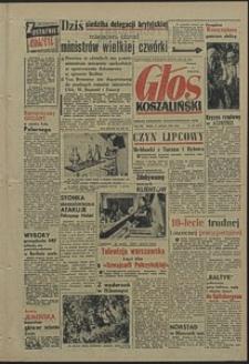 Głos Koszaliński. 1959, czerwiec, nr 143
