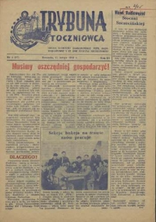 Trybuna Stoczniowca. R.3, 1955 nr 4