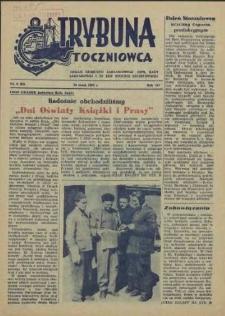 Trybuna Stoczniowca. R.3, 1955 nr 8