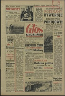 Głos Koszaliński. 1960, maj, nr 122