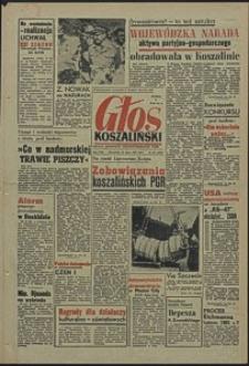 Głos Koszaliński. 1960, lipiec, nr 167