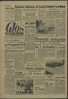 Głos Koszaliński. 1960, lipiec, nr 181