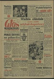 Głos Koszaliński. 1960, sierpień, nr 192