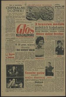Głos Koszaliński. 1960, sierpień, nr 207