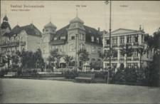 Seebad Swinemünde, Schloss Hohenzollern, Villa Jester, Goldfried