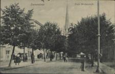 Swinemünde, Große Kirchenstraße