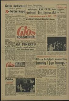 Głos Koszaliński. 1961, luty, nr 41