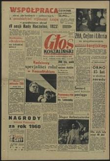 Głos Koszaliński. 1961, luty, nr 43