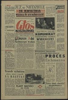 Głos Koszaliński. 1961, kwiecień, nr 86