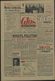 Głos Koszaliński. 1961, maj, nr 105
