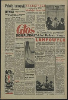 Głos Koszaliński. 1961, czerwiec, nr 137