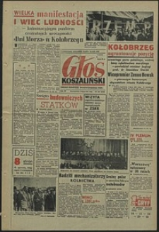 Głos Koszaliński. 1961, lipiec, nr 157