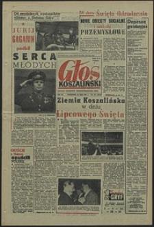 Głos Koszaliński. 1961, lipiec, nr 175