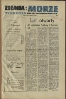 Ziemia i Morze : tygodnik społeczno-kulturalny. R.1, 1956 nr 2