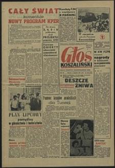 Głos Koszaliński. 1961, sierpień, nr 182