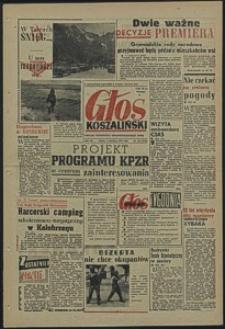 Głos Koszaliński. 1961, sierpień, nr 185