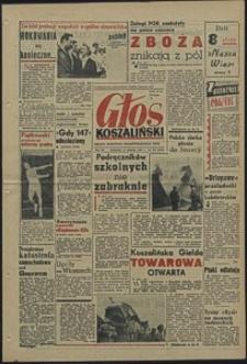 Głos Koszaliński. 1961, sierpień, nr 196