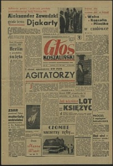 Głos Koszaliński. 1961, październik, nr 238